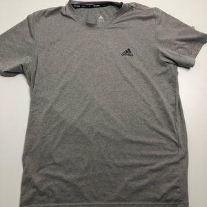 3/30$ Adidas Grey Men's Large T-shirt